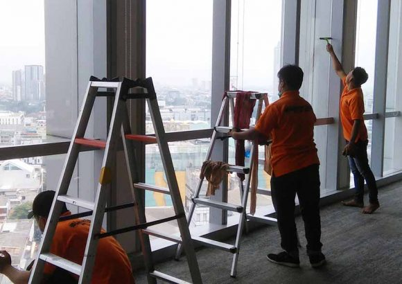 Jasa Cleaning Service Outsourcing