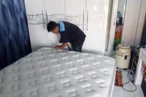 Jasa Cuci Springbed Jakarta Barat | Bersih, Bergaransi
