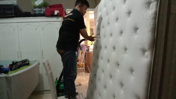 Jasa Cuci Springbed Jakarta Timur 24 jam